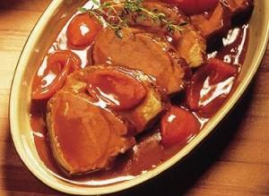 chuletas-en-salsa-de-pina