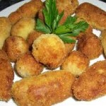 croqueta de quinua