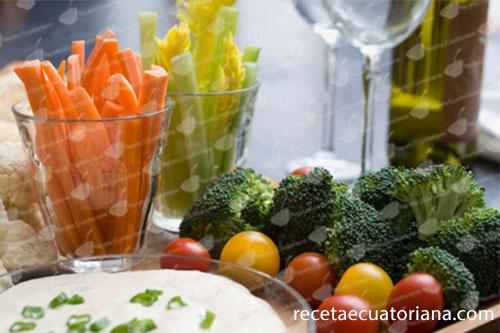 ensalda-de vegetales