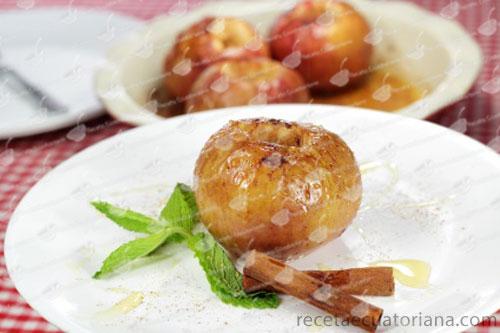 manzana-al-horno